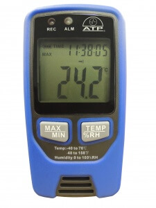 AT175 Humidity and Temperature Logger