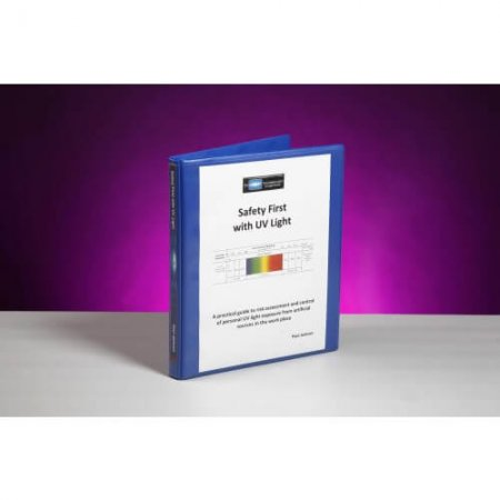 Publication Safety First with UV Light