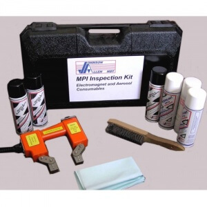 Johnson and Allen Aerosol Kit with Electromagnet