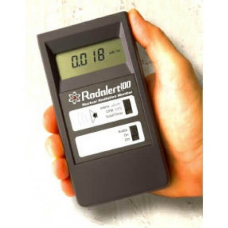 RAD Alert Radiation Survey Meter